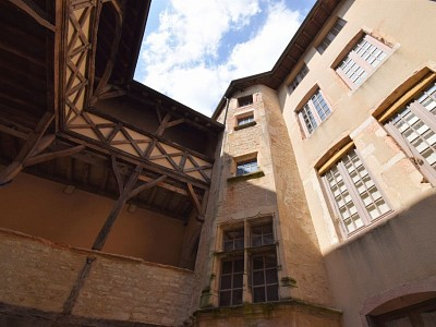 IMMEUBLE DE RAPPORT A VENDRE - TOURNUS - 869 m2 - 690000 €