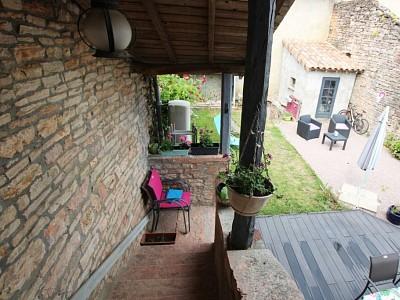 MAISON A VENDRE - TOURNUS - 140 m2 - 190000 €