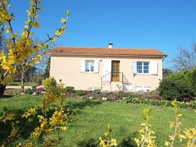 MAISON A VENDRE - TOURNUS - 70,58 m2 - 159000 €