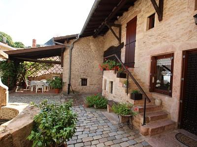 MAISON A VENDRE - TOURNUS - 197 m2 - 208000 €