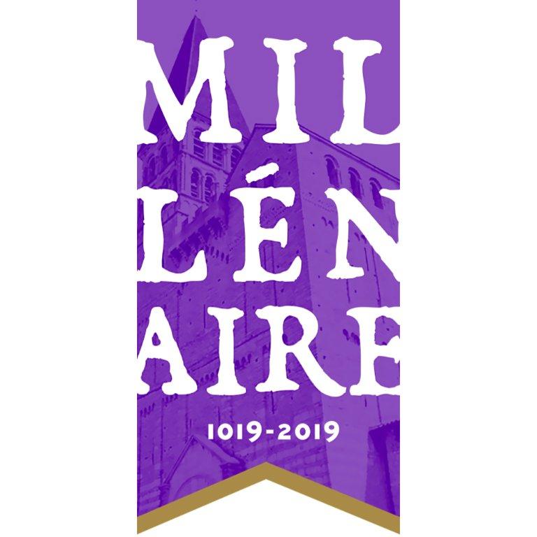 Millénaire de l abbaye Saint-Philibert en 2019